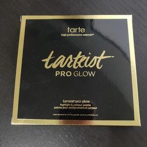 NWT Tarteist PRO Glow Highlight Contour Palette